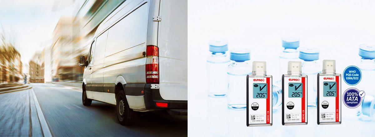 LIBERO CB用于疫苗和药品的冷链运输